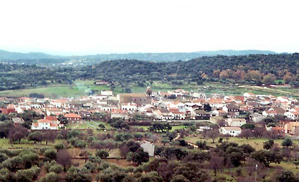 Vista general del Municipio