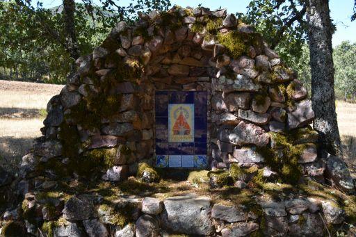 Capilla de la aparición de la Virgen