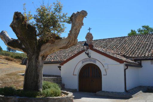 Iglesia de Piedraescrita, entrada