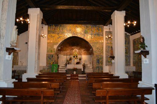 Iglesia de Piedraescrita, interior