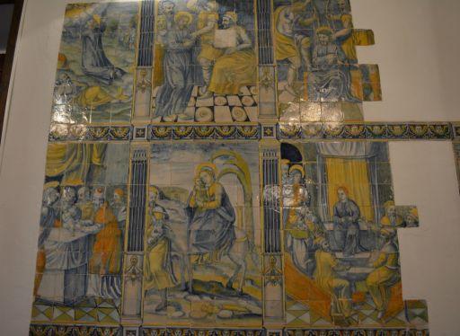 Iglesia de Piedraescrita, cerámicas (2)