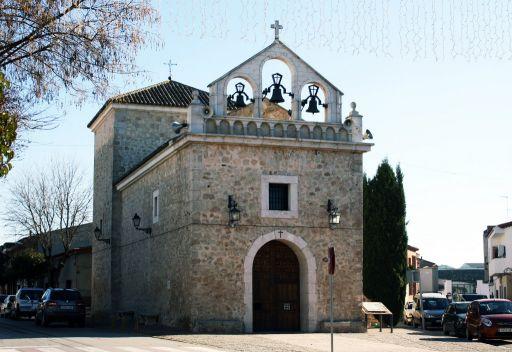 Ermita del Santo Cristo de la Salud, exterior