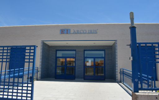 Instalaciones, Escuela Infantil