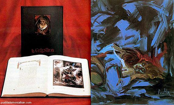 Edición de La Celestina Ilustrada por Teo Puebla
