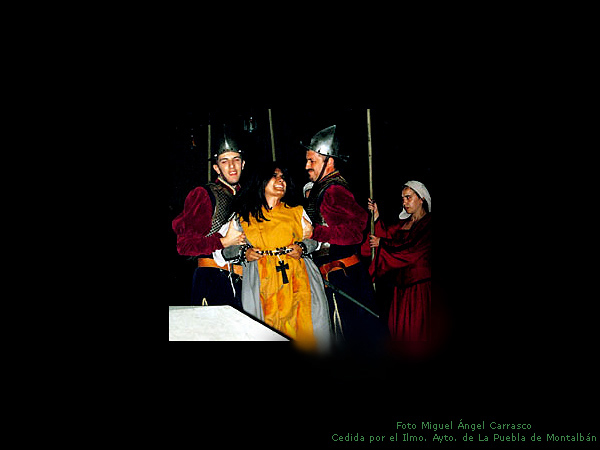Recreación de la España de Rojas, Sermo Medieval S XV (d)