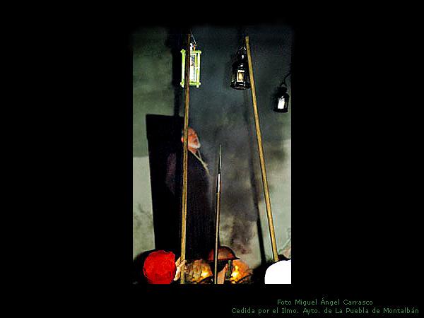 Recreación de la España de Rojas, Sermo Medieval S XV (g)