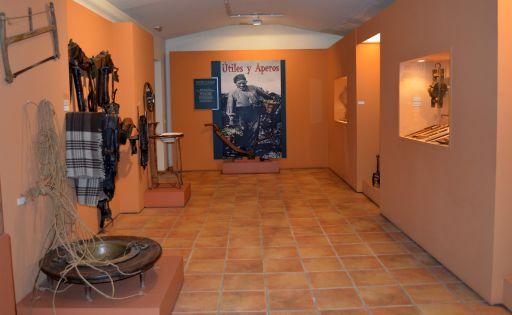 Museo de la Celestina, sala de útiles y aperos