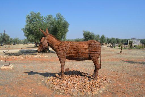 Museo de arte con materiales reciclados (2)