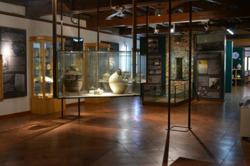 Centro de Interpretación de la Cerámica, exposición 1