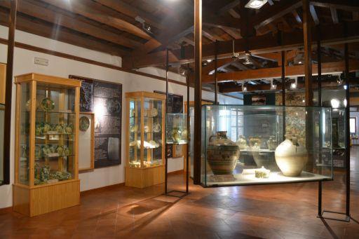 Centro de Interpretación de la Cerámica, exposición 2