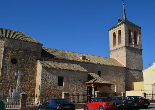 Iglesia parroquial Santo Domingo de Guzmán