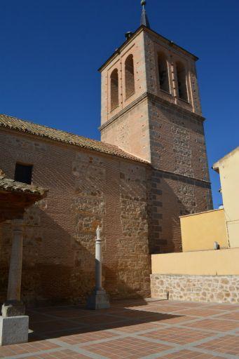 Iglesia parroquial Santo Domingo de Guzmán, torre