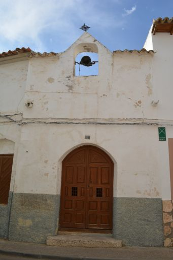 Capilla de la Soledad, exterior