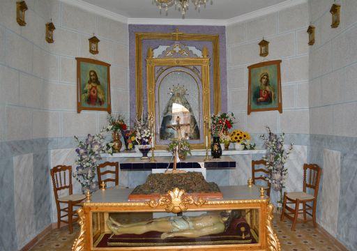 Capilla de la Soledad, interior