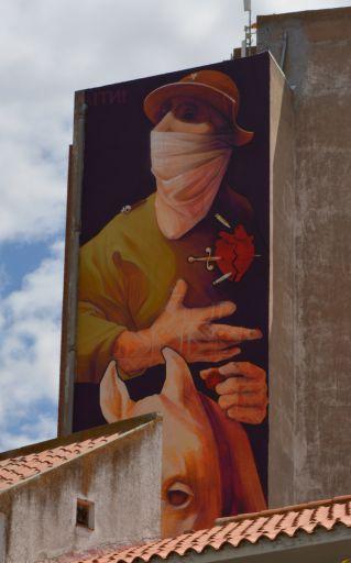 Pinturas murales, Don Quijote