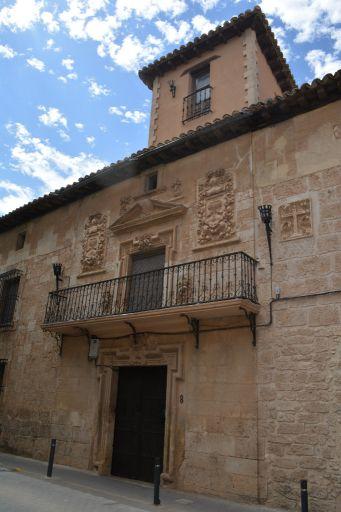 Casa de piedra o Palacete de los Rada