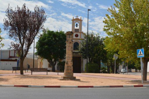 Ermita de Santa Ana y rollo