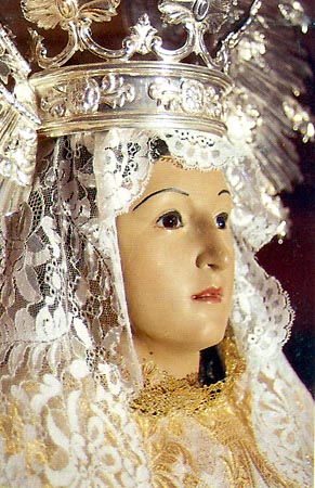 Nuestra Señora de la Piedad, patrona