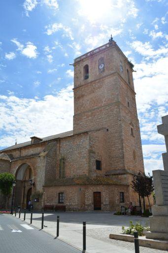 Iglesia parroquial de Santiago de la Espada, torre