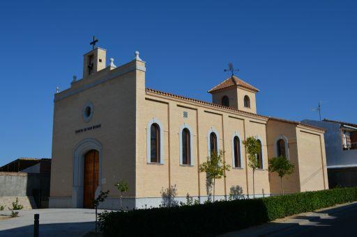 Ermita de San Roque, exterior