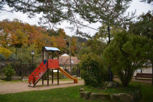 Parque de San Nicasio, otra vista