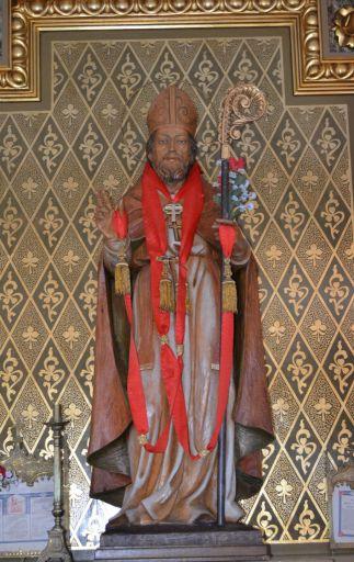 San Blas, obispo y mártir, patrón de los hortelanos
