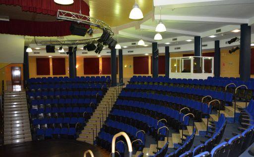 Casa de la Cultura, auditorio