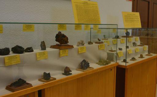 Colección de Minerales D. Antonio Barahona Ortiz