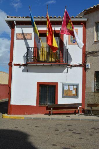 Ayuntamiento, otra vista