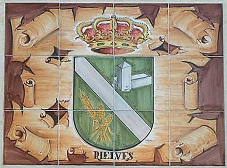 Cerámica, escudo del Municipio