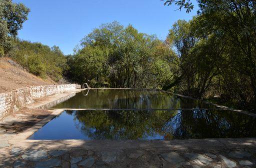 Piedraescrita, piscina natural