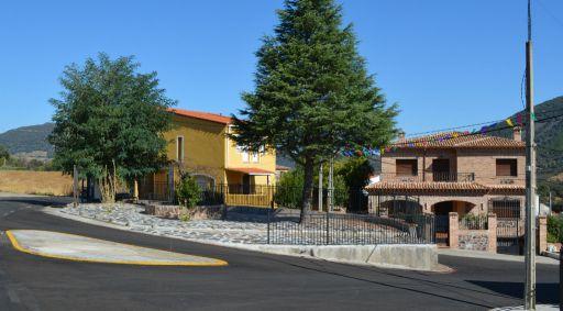 La Hunfrías, calle
