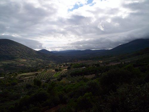 Vista del valle (a)