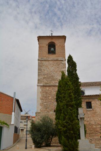 Iglesia parroquial de Nuestra Señora de la Asunción, torre