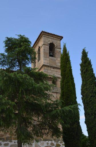 Iglesia parroquial de San Andrés, torre
