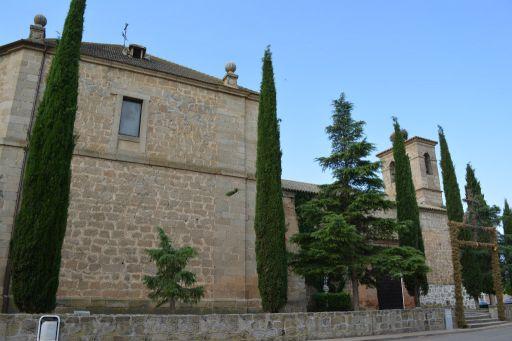 Iglesia parroquial de San Andrés, exterior
