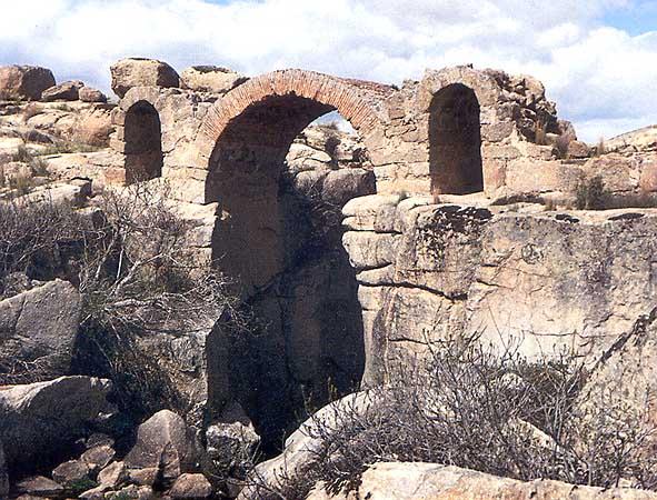 Puente romano La Canasta
