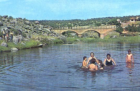 Río Torcón, la Cantuérgana
