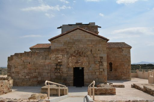 Ermita de Santa María de Melque, exterior (2)