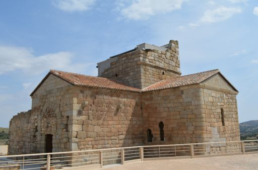 Ermita de Santa María de Melque, exterior (3)