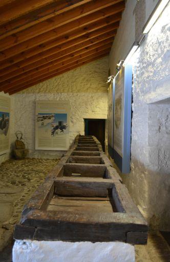 Ermita de Santa María de Melque, centro de interpretación (1)