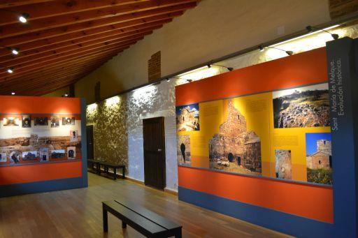 Ermita de Santa María de Melque, centro de interpretación (5)