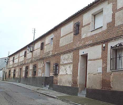 Calle Doctor Muro, viviendas
