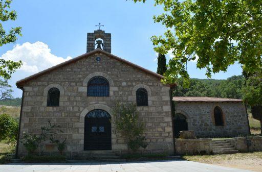 Fuente Santa, Ermita de la Virgen de Gracia