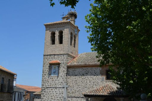 Iglesia parroquial de San Pablo, torre
