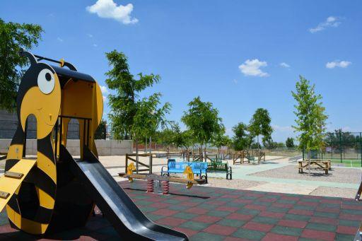 Parque y recinto deportivo