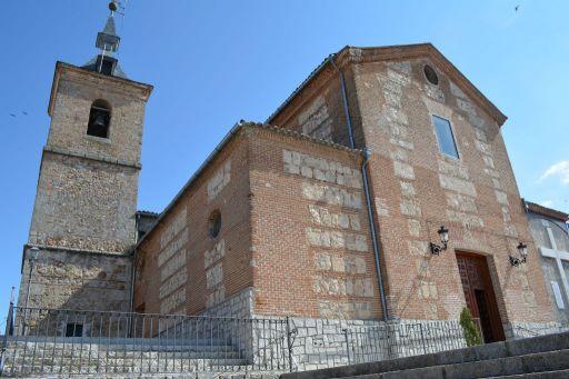 Iglesia parroquial del Triunfo de la Santa Cruz