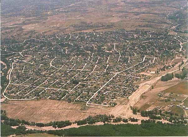 Urbanización de Calalberche