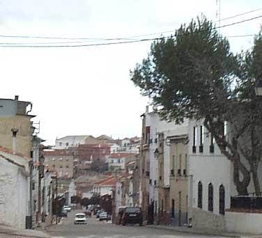 Calle Llano