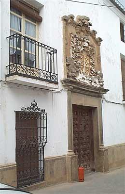 Casa de José Sierra